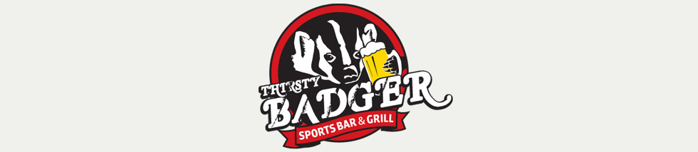 Thirsty Badger Logo